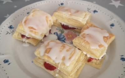 Vanilla Slices by Emily (room 10)
