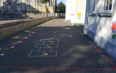 Play Area for Junior Infants