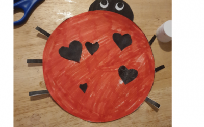 Lovebug by Paige from room 5