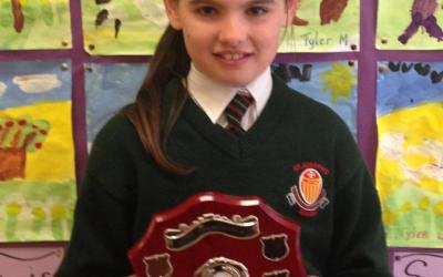 Camogie Shield Winner